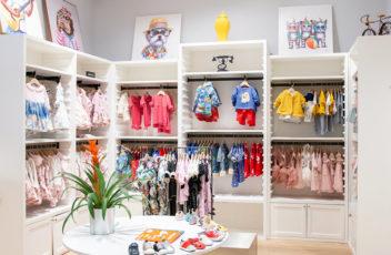 Продвинуть магазин детской одежды