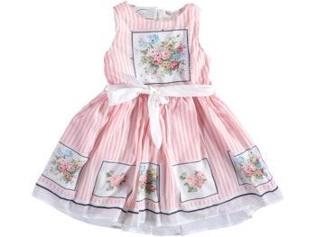 Платье на девочку 5/8 лет розовое 321034